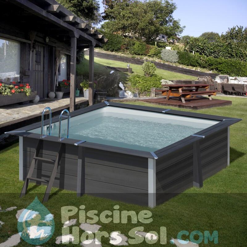 Piscine Gre Sunbay Cardamon 1200x400x146 788033