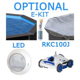 Pompe à Chaleur jusqu'à 28 m3 Gre BC9000