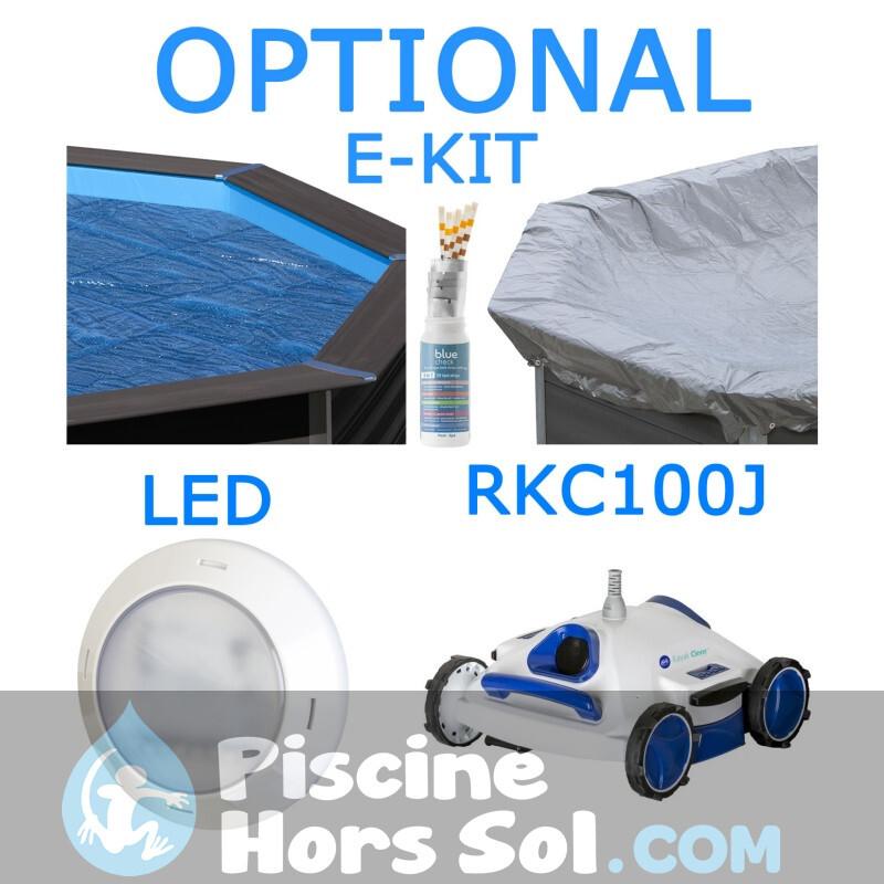 Pompe chaleur jusqu 39 28 m3 gre bc9000 for Accessoire piscine jilong