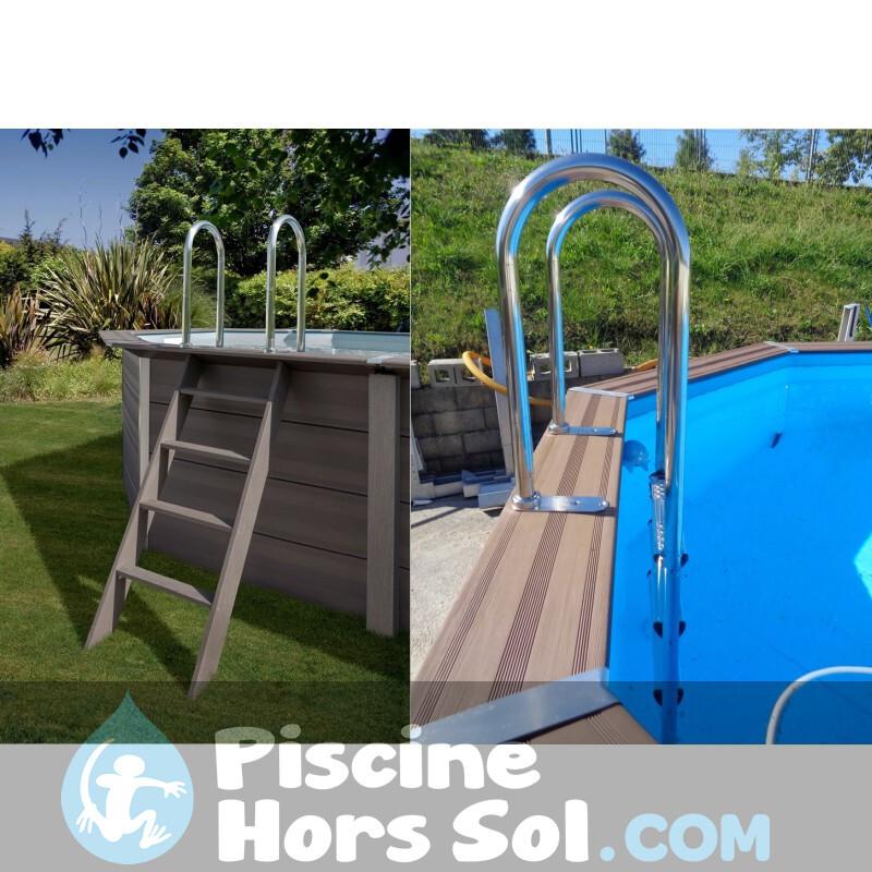 Skimmer piscina elevada et diffuseur de t te blanc gre ar100 for Accessoire piscine jilong