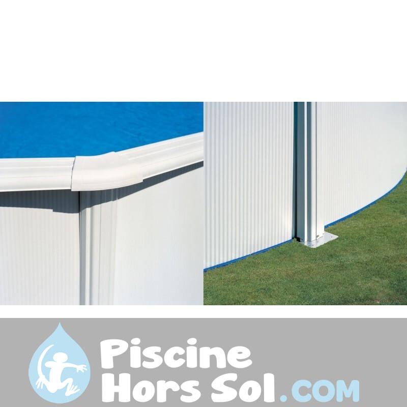 Piscine Gre Atlantis 610x375x132 KITPROV618