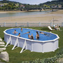 Piscine Gre Atlantis 500x300x132 KITPROV508