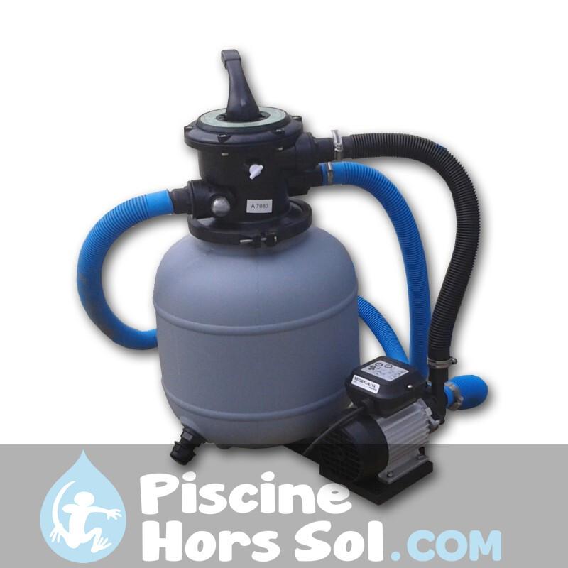 Enrouleur tuyau flottant 15 m gre 90165 for Pieces detachees enrouleur bache piscine hors sol
