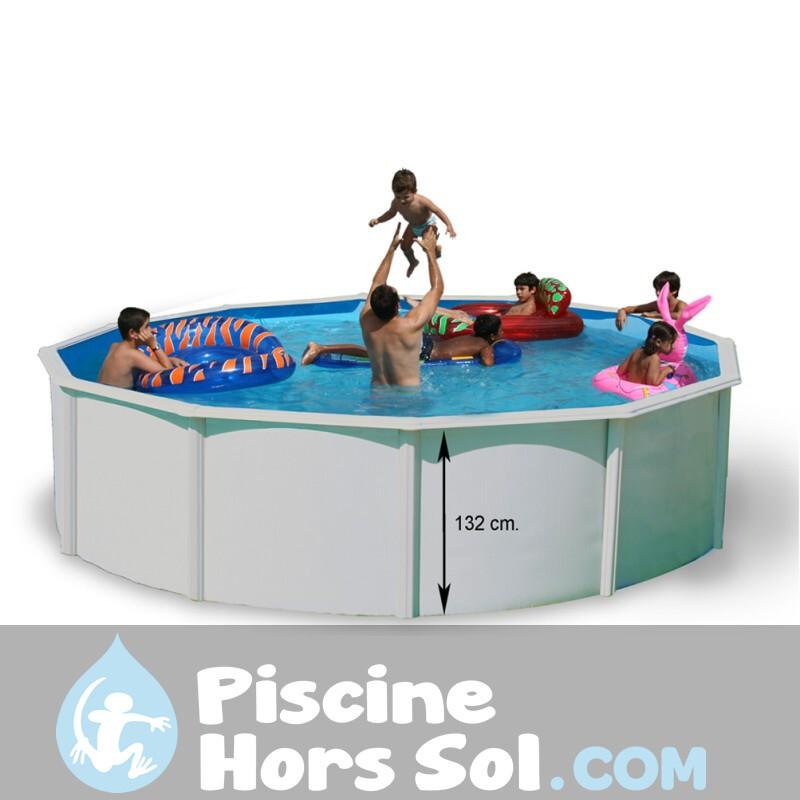 Piscine en Bois StarPool 640x425x132 NPOV611