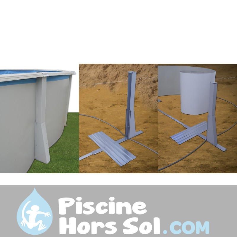 Piscine StarPool Imitation Treillis 550x132 PR558C