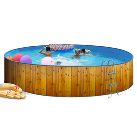 Liner piscine for Liner pour piscine ronde