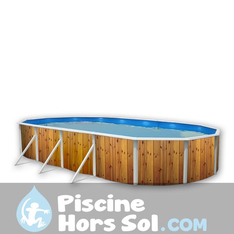 Piscine Gre Capri 500x300x120 KIT500C