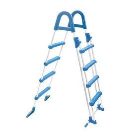 Chaise de plage haute en nytexline avec poignée intégrée