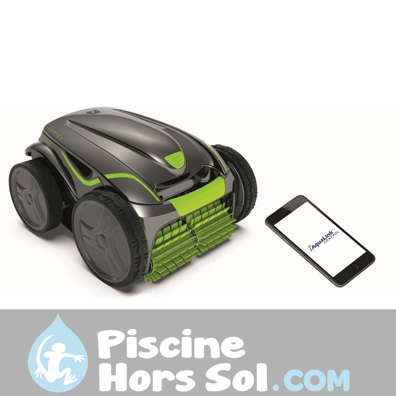 Piscine Toi Mur 550x366x120 8536