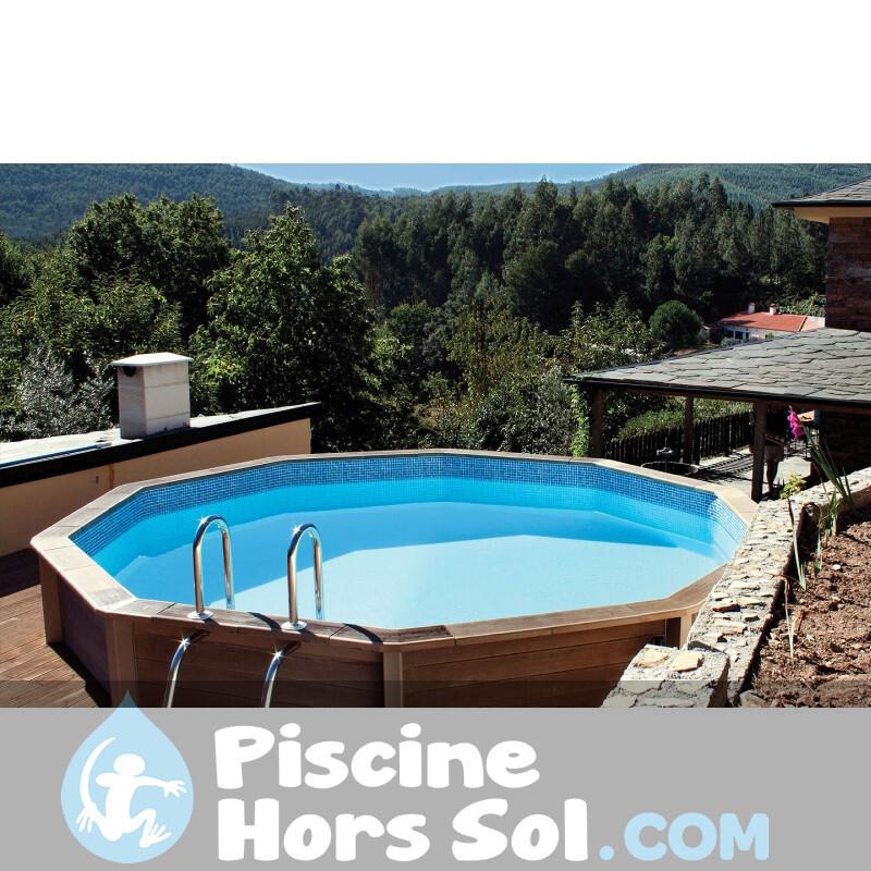 Pièces Détachées Piscine Toi 550x120 cm