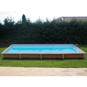 Échelle avec Plate-forme 142 cm 2x4 échelons Gre AR11680