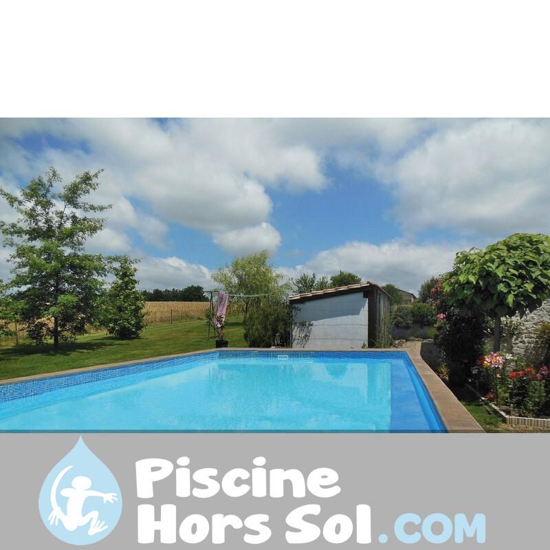 Pièces Détachées Piscine Toi 350x90 cm