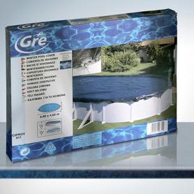 Pompe à chaleur Mini Gre pour piscines hors sol HPM20