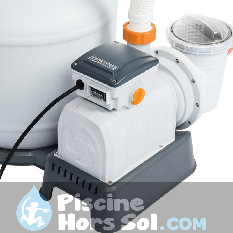 Piscine jilong autoportante ovale 540x304x106 cm 17449eu for Aspirateur piscine hors sol jilong