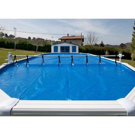 Piscine Tubulaire Jilong Ronde 420x84 cm 17542EU