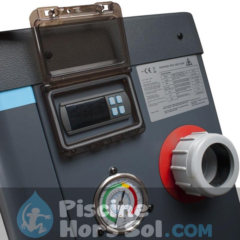 Pièces de rechange Piscines Ovales Imitation Rotin avec Contreforts de 120 cm
