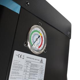 Haut Confort Plus Chaise Longue Chauffante d'infrarouges
