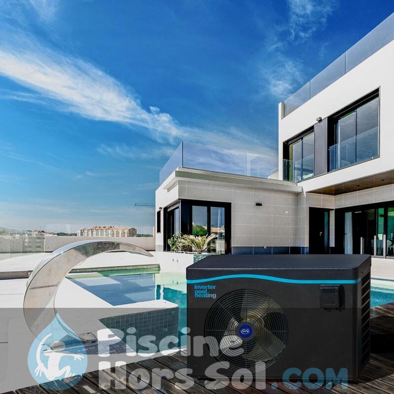Chaise amovible avec dossier haut en aluminium et multifibre