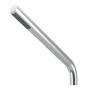 Fauteuil renforcé en aluminium avec dossier 7 positions et multifibre