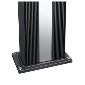 Petite Table rectangulaire avec pieds télescopiques