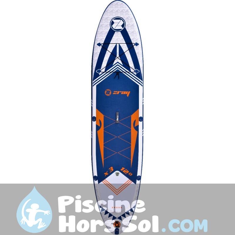 Piscine Odyssea Octo+ 843x489x133-146 cm Procopi