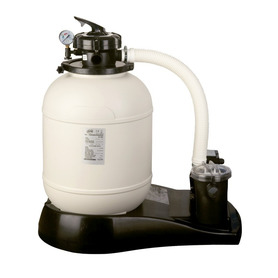 Piscine Toi Silver Lune Ronde 350x120