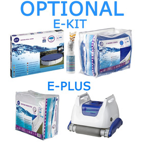 Piscine Jilong Fanny Pools Autoportante Tortue 175x70 cm 17529