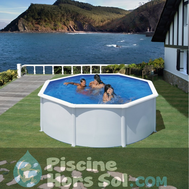 Piscine Gre Fidji 460x120 KIT460ECO