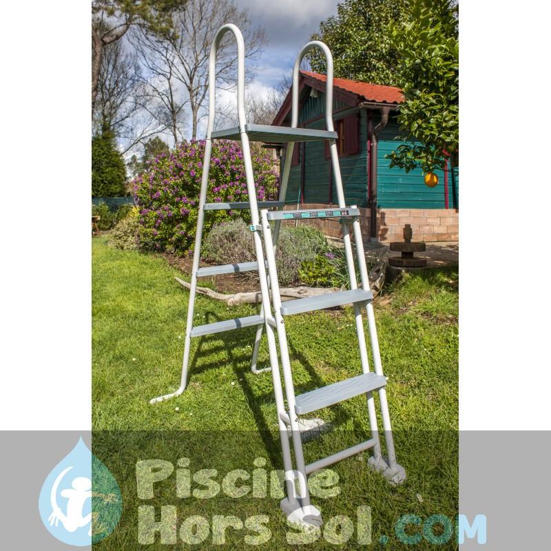 Piscine Gre Enterrée Sumatra 350x120 KPE3527