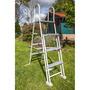 Piscine Gre Enterrée Sumatra 500x300x120 KPEOV5027