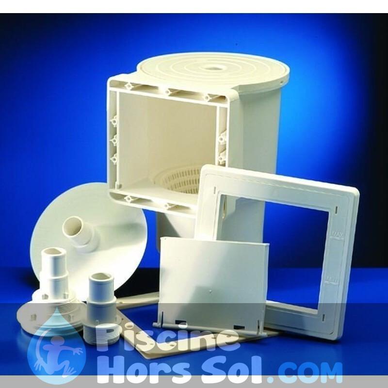Piscine StarPool Blanche 460x132 PR458