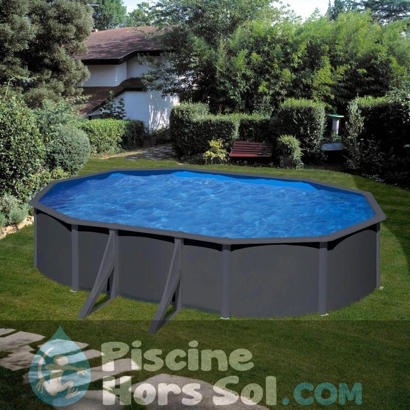 Piscine StarPool Sans Colonnes 915x470x132 PROV9188