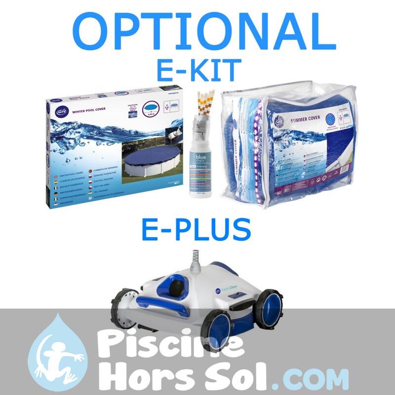Piscine Gre Sunbay Braga 800x400x146 788030E