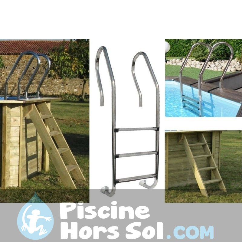 Piscine StarPool Imitation Graphite 350x120 P350GF