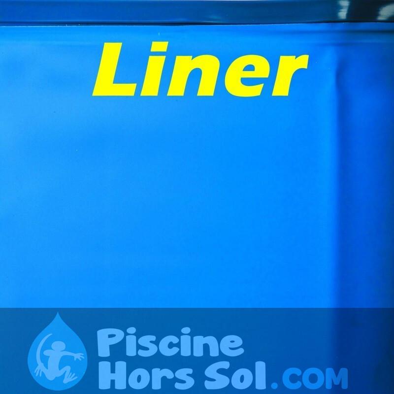 Piscine StarPool Blanche 300x120 P300ECO