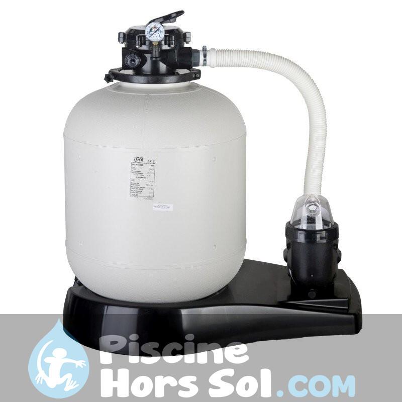 Piscine StarPool Blanche 550x120 P550ECO