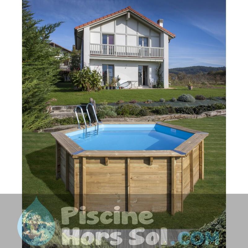 Piscine Enterrée StarPool 550x120 PE5527