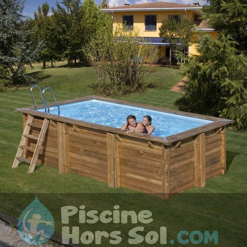 Piscine Enterrée StarPool 800x400x120 PEOV8027