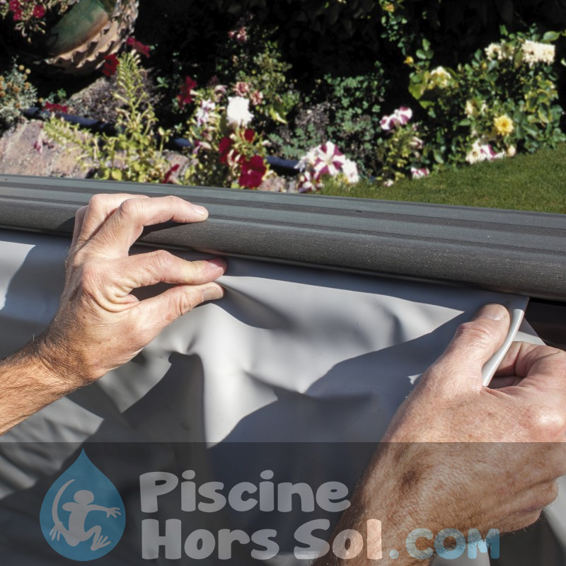 Piscine Enterrée StarPool 350x150 PE3559