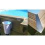 Piscine StarPool Imitation Bois 610x375x120 P610W