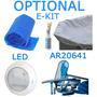Piscine StarPool Imitation Bois 610x375x132 PROV6188WO
