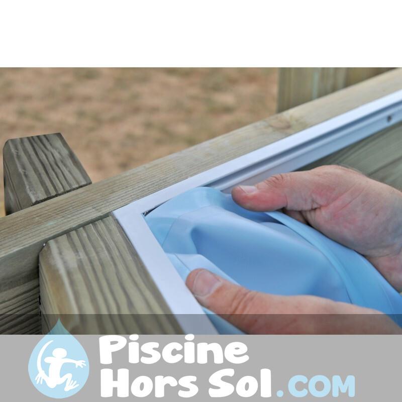 Piscine gre sunbay violette 511x124 790085 for Aspirateur piscine hors sol sunbay
