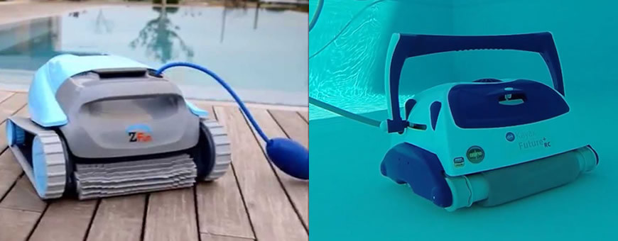 Robot piscine for Aspirateur piscine liner